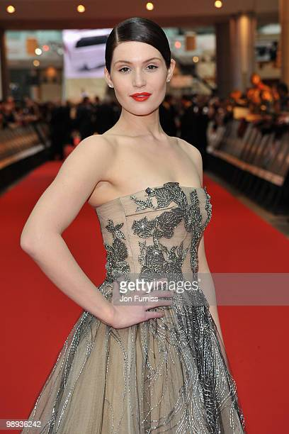 Actress Gemma Arterton attends the 'Prince Of Persia: The Sands Of Time' world premiere at the Vue Westfield on May 9, 2010 in London, England.