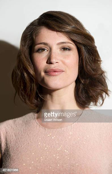 Actress Gemma Arterton is photographed on April 26, 2014 in London, England.