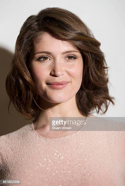 Actress Gemma Arterton is photographed on April 26 2014 in London England