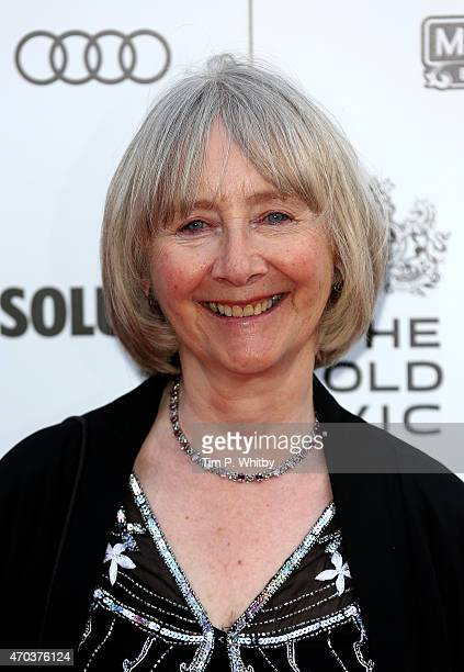 Actress Gemma Jones arrives at The Old Vic Theatre for a gala celebration in honour of Kevin Spacey as the artistic director's tenure comes to an end...