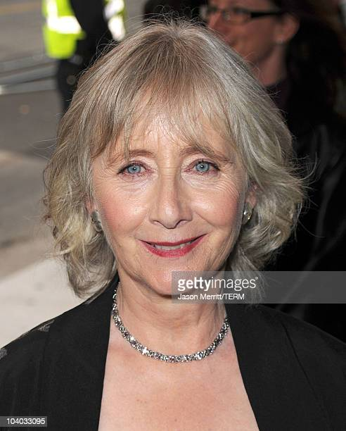 Actress Gemma Jones arrives at the You Will Meet A Tall Dark Stranger Premiere held at the Hyatt Regency during the 35th Toronto International Film...
