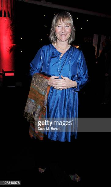 Actress Gemma Jones attends the Moet British Independent Film Awards 2010 Champagne Reception on December 5 2010 in London England