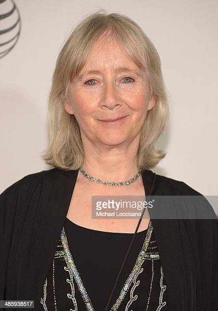 Actress Gemma Jones attends Tribeca Talks After The Movie NOW In the Wings On A World Stage during the 2014 Tribeca Film Festival at BMCC Tribeca PAC...