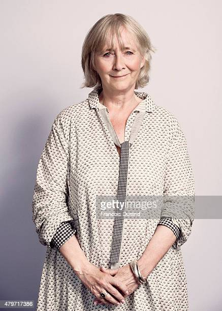 Actress Gemma Jones poses for a portrait at the 55th Monte Carlo TV Festival at the Fairmont MonteCarlo on June 15 2015 in MonteCarlo Monaco