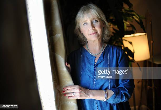 Actress Gemma Jones stars in Woody Allen's new movie You Will Meet a Tall Dark Stranger as she is photographed at the Four Seasons Hotel