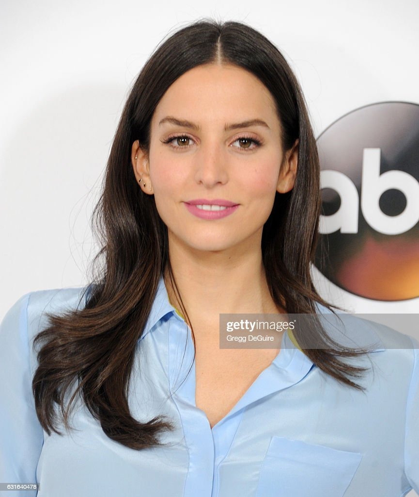 2017 Winter TCA Tour - Disney/ABC - Arrivals