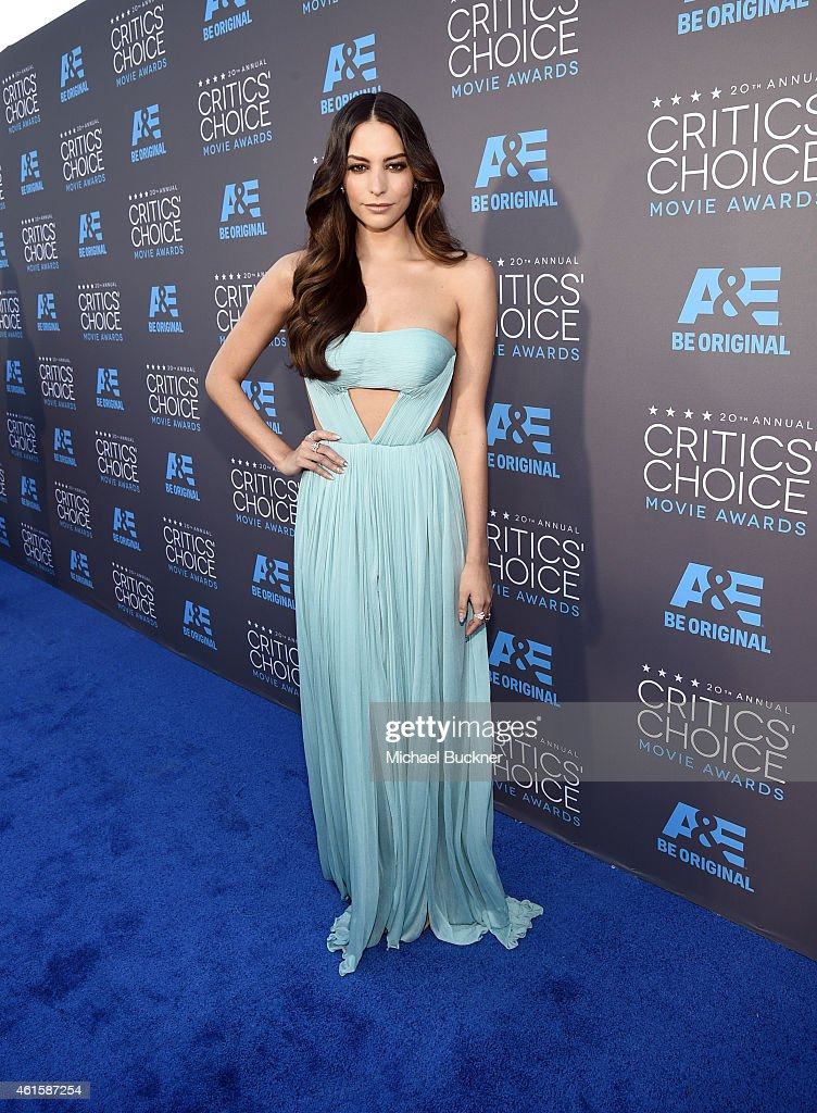 20th Annual Critics' Choice Movie Awards - Red Carpet
