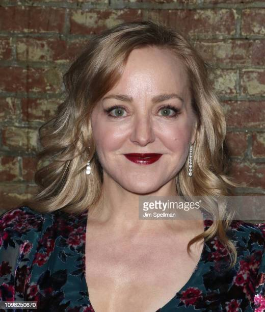 Actress Geneva Carr attends the New York premiere after party for TNT's I Am The Night at 214 Lafayette Street on January 22 2019 in New York City