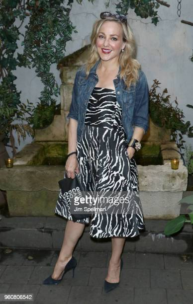 Actress Geneva Carr attends the party for Ava DuVernay and Queen Sugar hosted by OWN at Laduree Soho on May 20 2018 in New York City