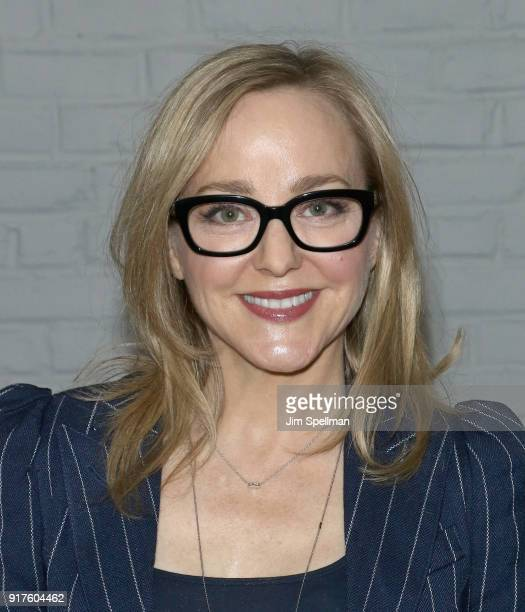 Actress Geneva Carr attends the screening after party for 'The Party' hosted by Roadside Attractions and Great Point Media with The Cinema Society at...
