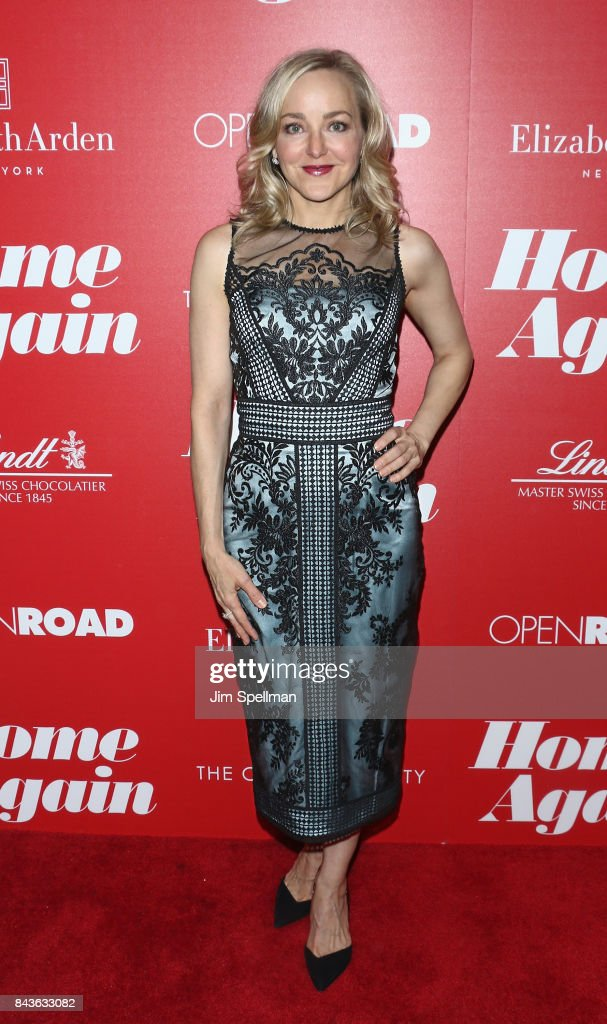 Actress Geneva Carr attends the screening of Open Road Films' 'Home Again' hosted by The Cinema Society with Elizabeth Arden and Lindt Chocolate at The Paley Center for Media on September 6, 2017 in New York City.