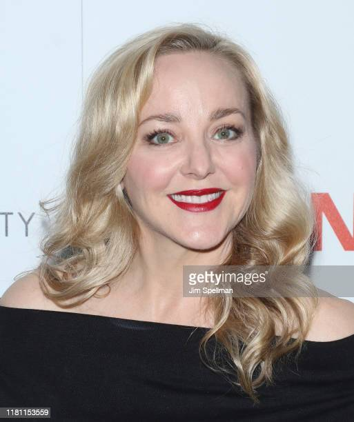 """Actress Geneva Carr attends the special screening of """"Frankie"""" hosted by Sony Pictures Classics and The Cinema Society at Metrograph on October 14,..."""