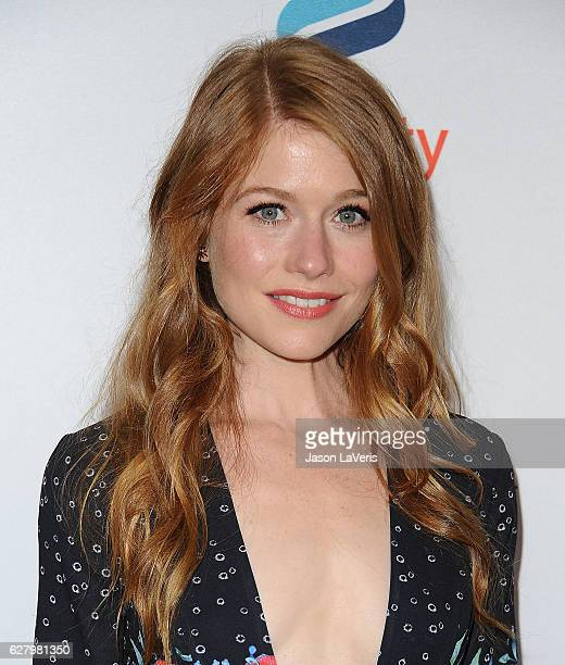 Actress Genevieve Angelson attends Equality Now's 3rd annual Make Equality Reality gala at Montage Beverly Hills on December 5 2016 in Beverly Hills...