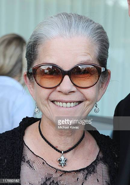 Actress Genevieve Bujold attends the launch party for Guy Laliberte's book 'GAIA' at SLS Hotel on June 27 2011 in Beverly Hills California
