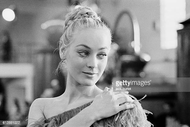 Actress Genevieve Grad