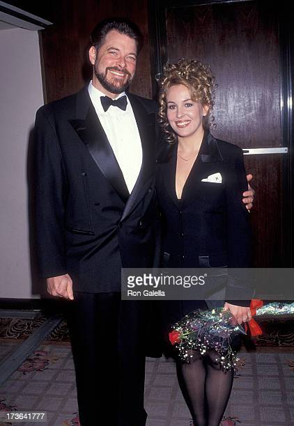 Actress Genie Francis and husband actor Jonathan Frakes attend the Starlight Children's Foundation of Southern California's The Child In All of Us...