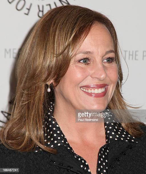 Actress Genie Francis arrives at The Paley Center For Media Presents 'General Hospital Celebrating 50 Years And Looking Forward' at The Paley Center...