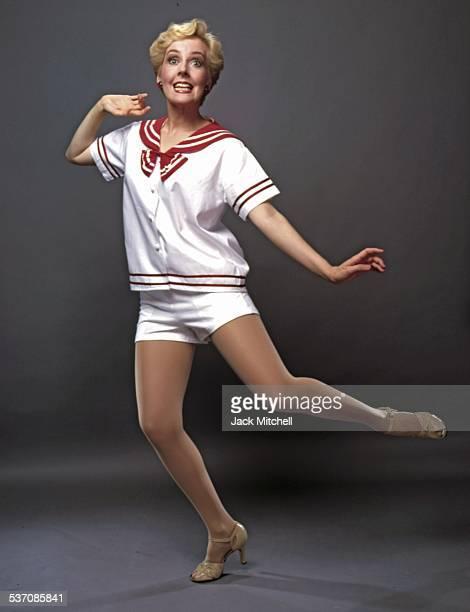 Actress Georgia Engel 1987