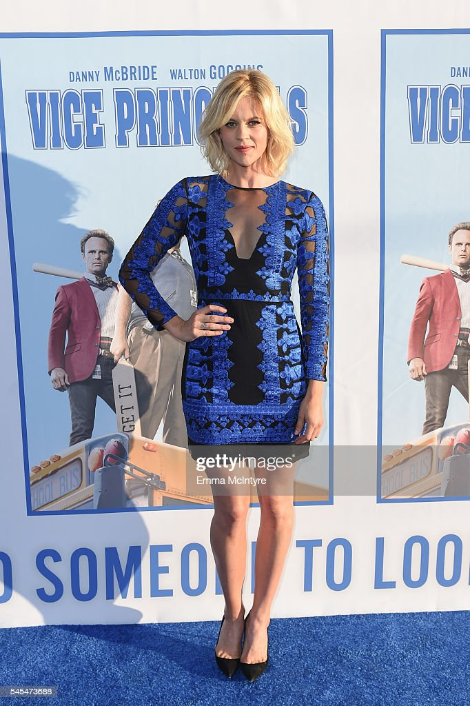 "Premiere Of HBO's ""Vice Principals"" - Arrivals"