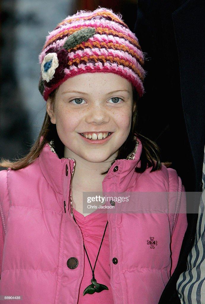 Narnia Children Revealed at Launch of National Schools Film Week : Nachrichtenfoto