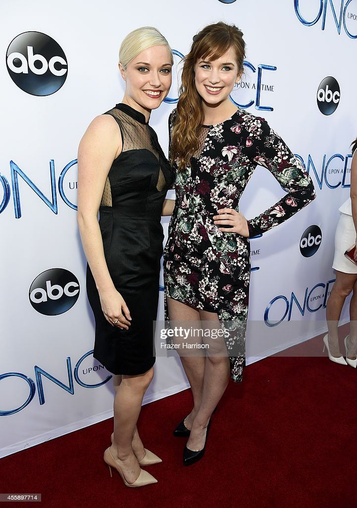 """Screening Of ABC's """"Once Upon A Time"""" Season 4 - Red Carpet"""