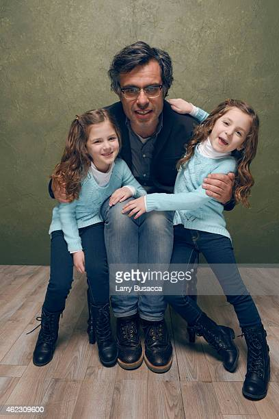 Actress Gia Gadsby actor Jemaine Clement and actress Aundrea Gadsby pose for a portrait at the Village at the Lift Presented by McDonald's McCafe...