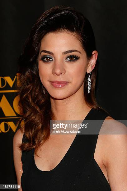Actress Gia Mantegna attends the 21st Annual Movieguide Awards at Universal Hilton Hotel on February 15 2013 in Universal City California