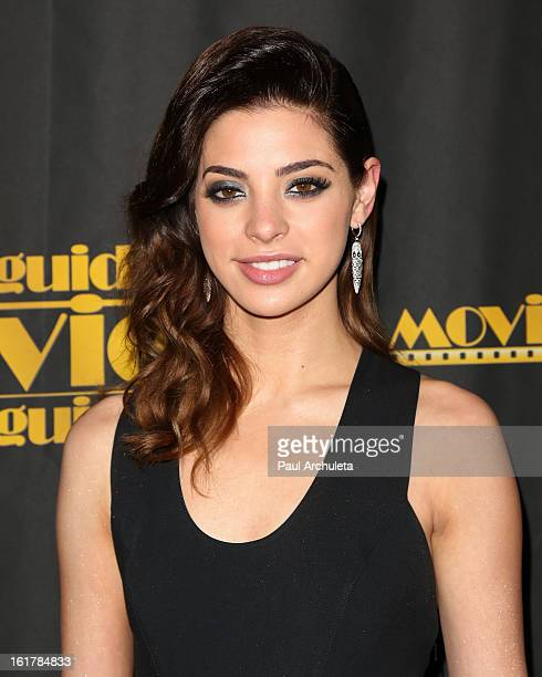Actress Gia Mantegna attends the 21st annual Movieguide Awards at Hilton Universal City on February 15 2013 in Universal City California