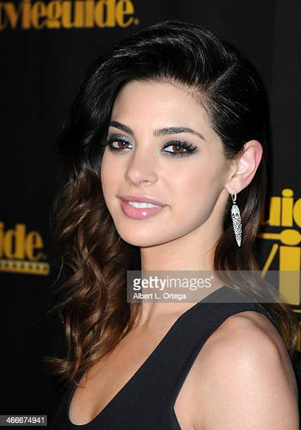 Actress Gia Mantegna attends the 21st Annual Movieguide Awards held at the Universal Hilton Hotel on February 15 2013 in Universal City California