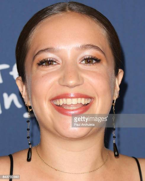 Actress Gideon Adlon attends the premiere of FX's Better Things Season 2 at Pacific Design Center on September 6 2017 in West Hollywood California