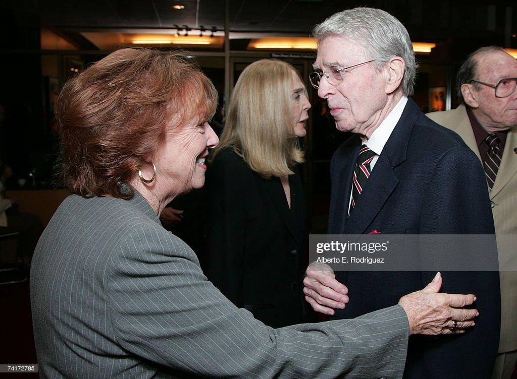 AMPAS Centenial Celebration For Barbara Stanwyck : News Photo