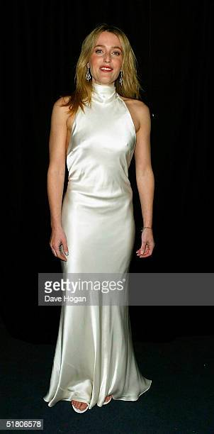 Actress Gillian Anderson arrives at The British Independent Film Awards at Hammersmith Palais on November 30 2004 in London The annual awards...