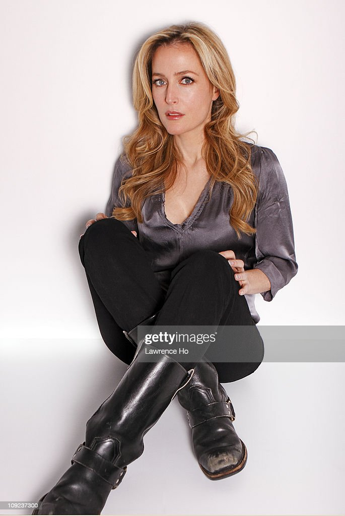 Gillian Anderson, Los Angeles Times, February 13, 2011