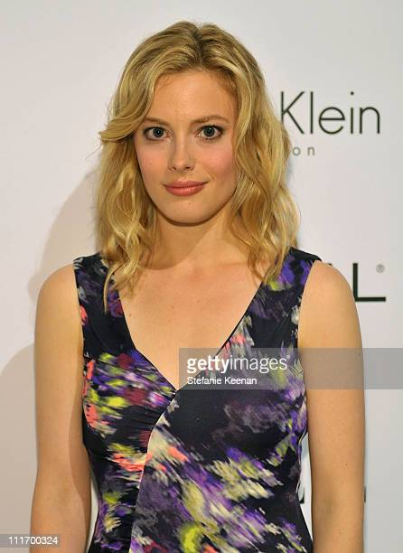 Actress Gillian Jacobs arrives at the 16th Annual ELLE Women in Hollywood Tribute at the Four Seasons Hotel on October 19 2009 in Beverly Hills...