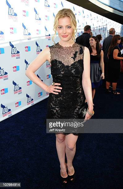 Actress Gillian Jacobs arrives at the 2010 VH1 Do Something Awards held at the Hollywood Palladium on July 19 2010 in Hollywood California