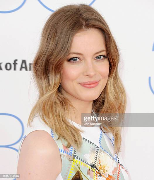 Actress Gillian Jacobs arrives at the 2015 Film Independent Spirit Awards on February 21 2015 in Santa Monica California