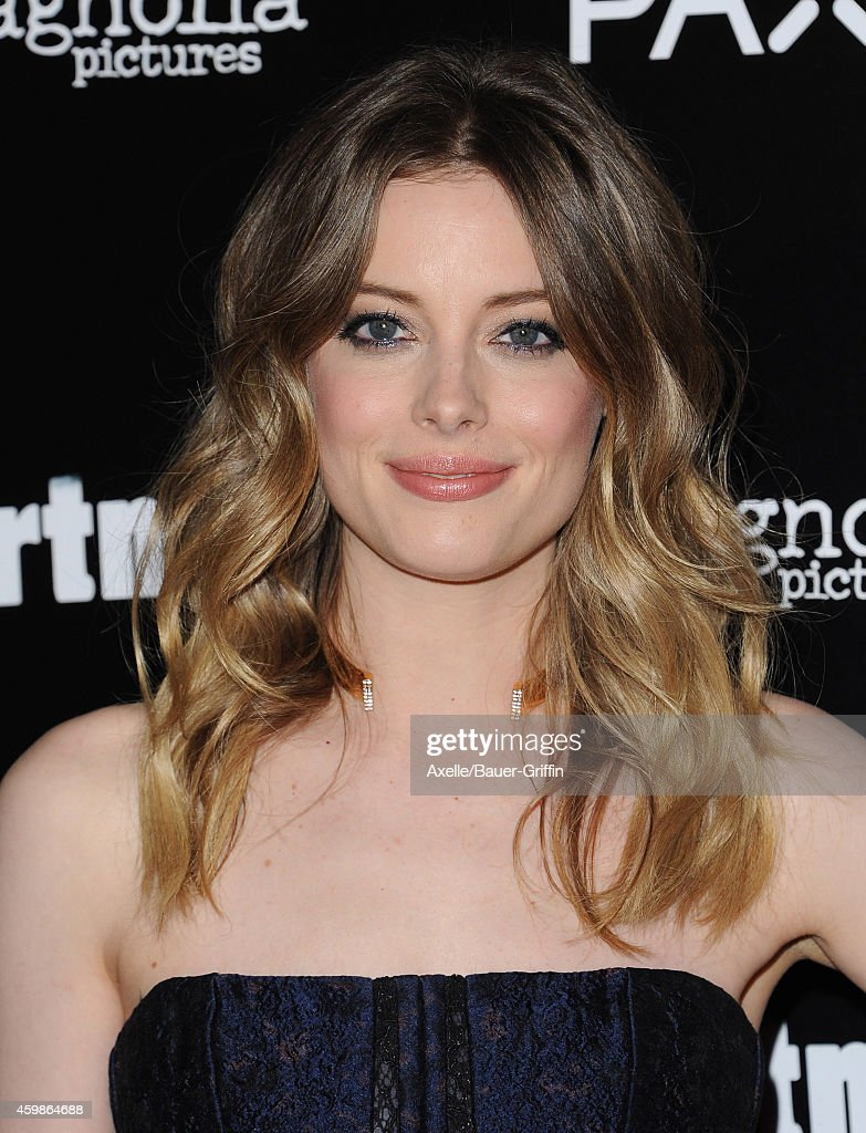 Actress Gillian Jacobs arrives at the Los Angeles premiere of 'Life Partners' at ArcLight Hollywood on November 18, 2014 in Hollywood, California.
