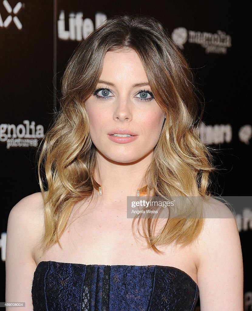 Actress Gillian Jacobs arrives at the premiere of Magnolia Pictures' 'Life Partners' at ArcLight Hollywood on November 18, 2014 in Hollywood, California.