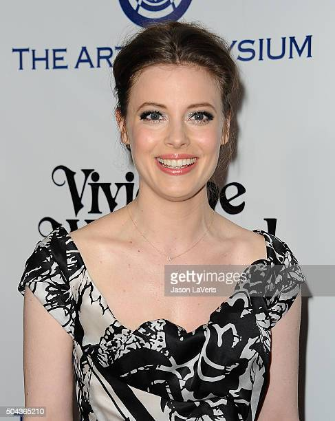 Actress Gillian Jacobs attends Art of Elysium's 9th annual Heaven Gala at 3LABS on January 9 2016 in Culver City California