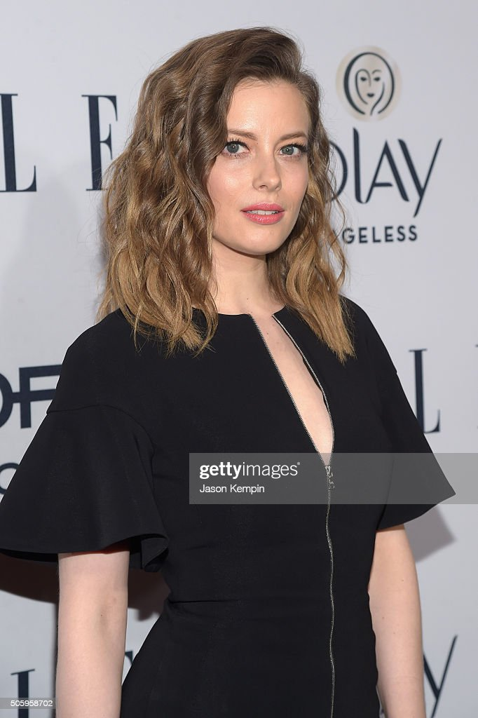 ELLE's 6th Annual Women In Television Dinner - Arrivals : News Photo