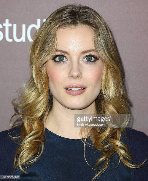 Actress Gillian Jacobs attends The Hollywood Reporter's 'Next Gen' 20th Anniversary Gala at Hammer Museum on November 6 2013 in Westwood California