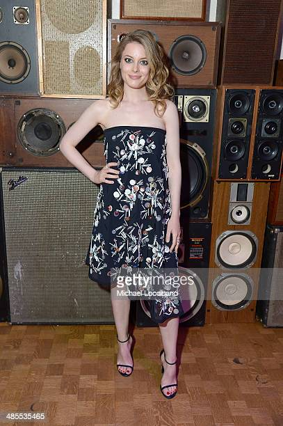 Actress Gillian Jacobs attends the 'Life Partners' Premiere after party during the 2014 Tribeca Film Festival at Liberty Hall on April 18 2014 in New...