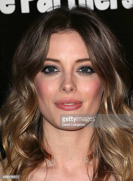 Actress Gillian Jacobs attends the premiere of Magnolia Pictures' 'Life Partners' at ArcLight Hollywood on November 18 2014 in Hollywood California