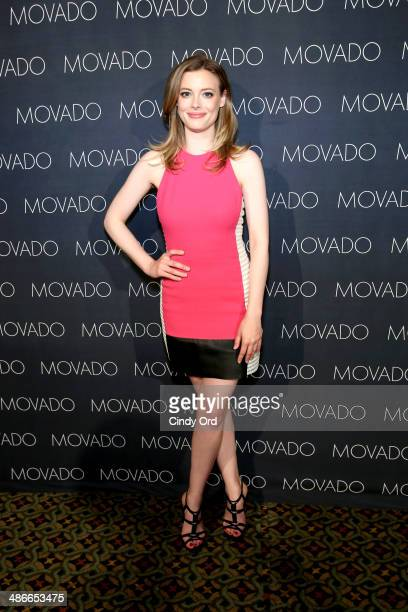 Actress Gillian Jacobs attends Variety Power Of Women New York presented by FYI at Cipriani 42nd Street on April 25 2014 in New York City