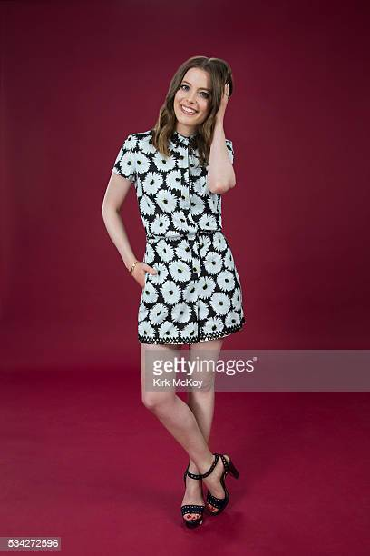 Actress Gillian Jacobs is photographed for Los Angeles Times on May 16 2016 in Los Angeles California PUBLISHED IMAGE CREDIT MUST READ Kirk McKoy/Los...
