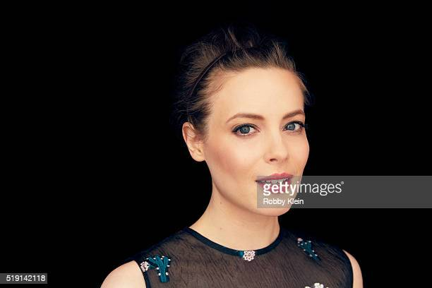 Actress Gillian Jacobs is photographed for The Wrap on March 13 2016 in Austin Texas