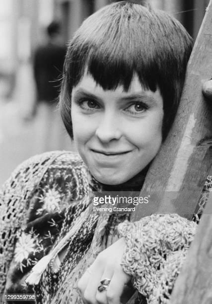 Actress Gillian Rhind, UK, 16th October 1972.