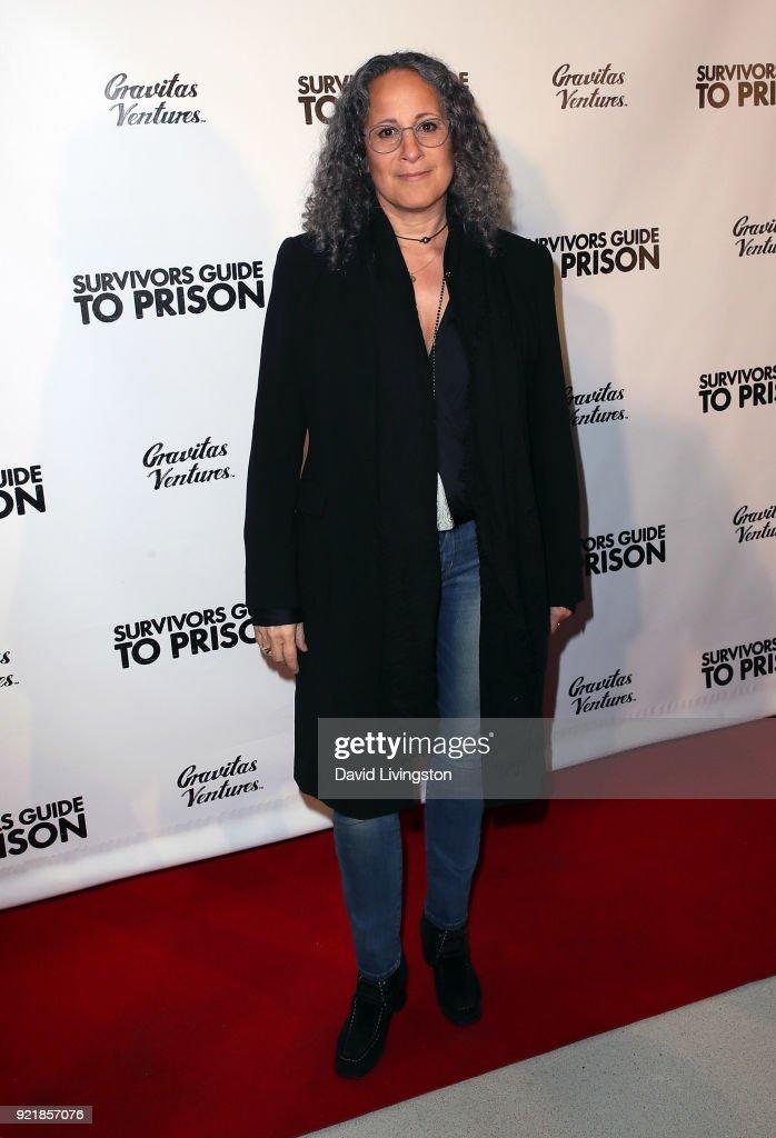 Premiere Of Gravitas Pictures' 'Survivors Guide To Prison' - Arrivals : News Photo