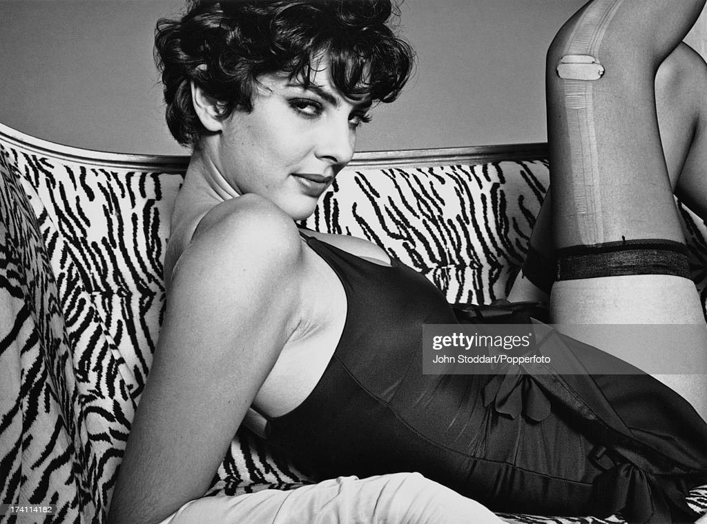 Actress Gina Bellman, 15th November 1991.