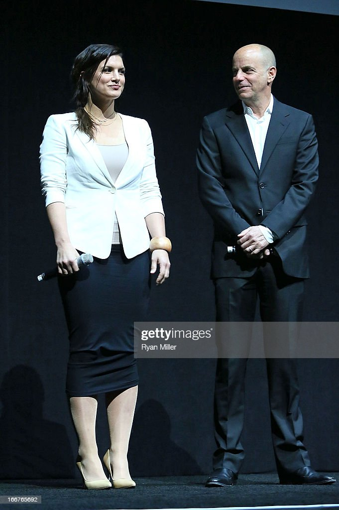 CinemaCon 2013 - Universal Pictures Presentation : News Photo